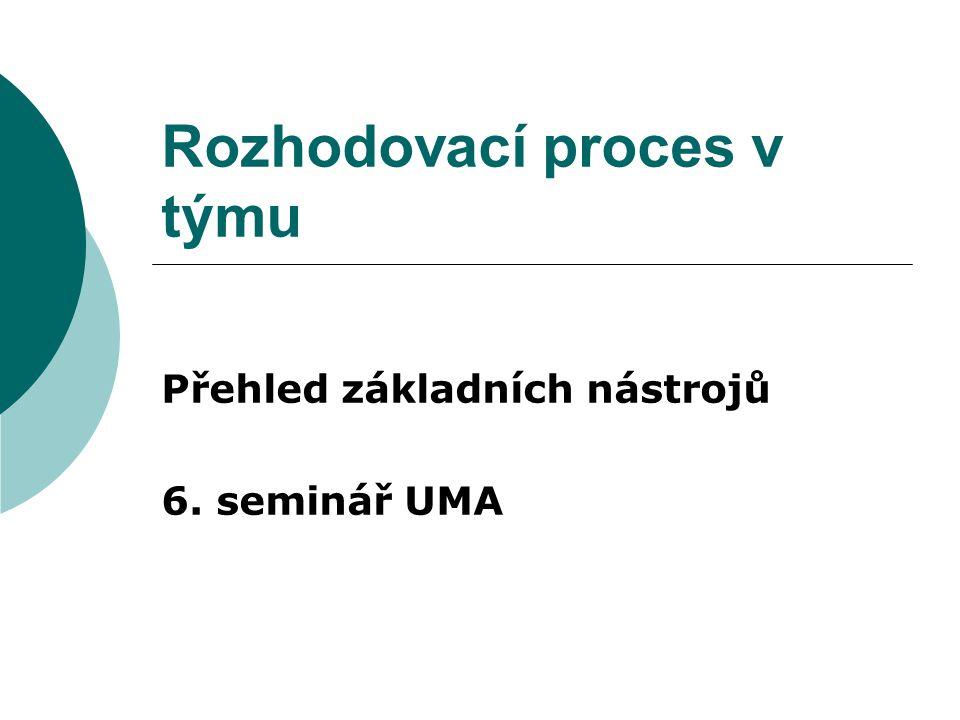 Implementace (5.– 6. fáze)  Realizační fáze posloupnosti funkcí.