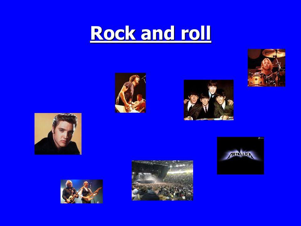 Je to historické označení pro první etapu vývoje rockové hudby Je to historické označení pro první etapu vývoje rockové hudby Vznikl v 50.