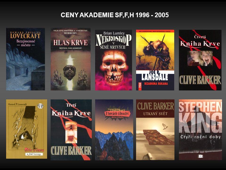 CENY AKADEMIE SF,F,H 1996 - 2005