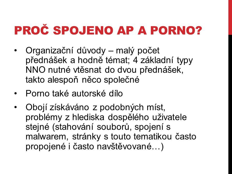 ČESKÁ ZÁKONNÁ OPATŘENÍ § 191 Šíření pornografie TrZ, odst.