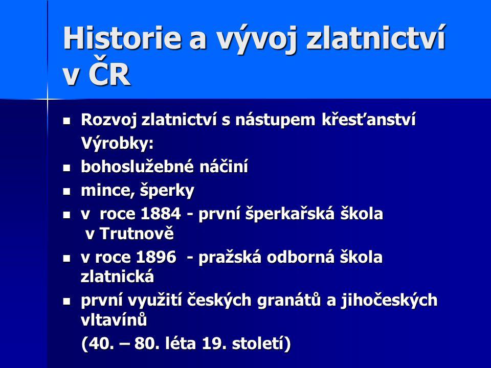 Vliv kultury na tvorbu řemesel 7.– 11. století - předrománské období 7.