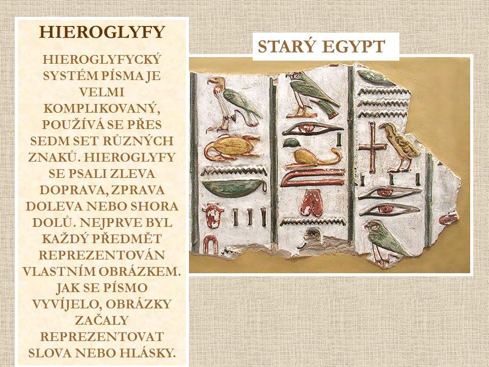 TEXTY PYRAMID ROZSÁHLÝ SOUBOR NÁBOŽENSKÝCH TEXTŮ ZAPSANÝCH NA VNITŘNÍCH STĚNÁCH PYRAMID NĚKOLIKA STAROEGYPTSKÝCH KRÁLŮ A KRÁLOVEN.