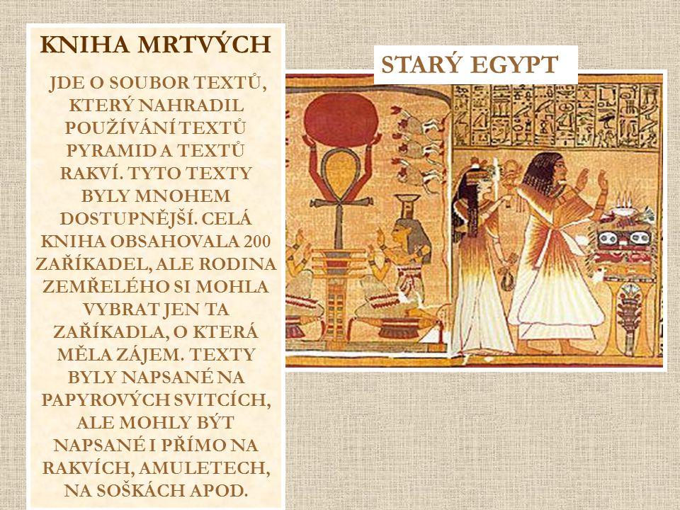 TUTANCHAMONOVA HROBKA HROBKA BYLA V ÚDOLÍ KRÁLŮ OBJEVENA V ROCE 1922 EGYPTOLOGEM HOWARDEM CARTEREM.