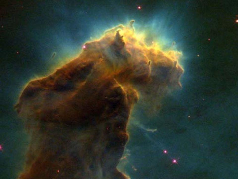 b b v souhvězdí Hada b b vzdálenost: 7000 světelných let Orlí mlhovina (M 16, NGC 6611)