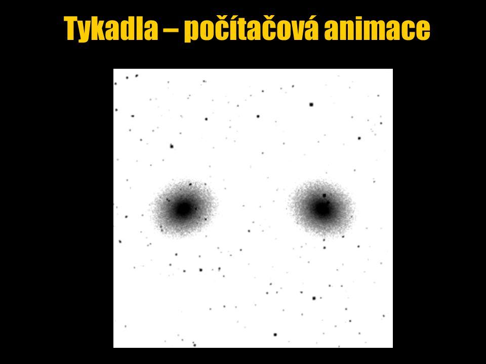 Tykadla – počítačová animace