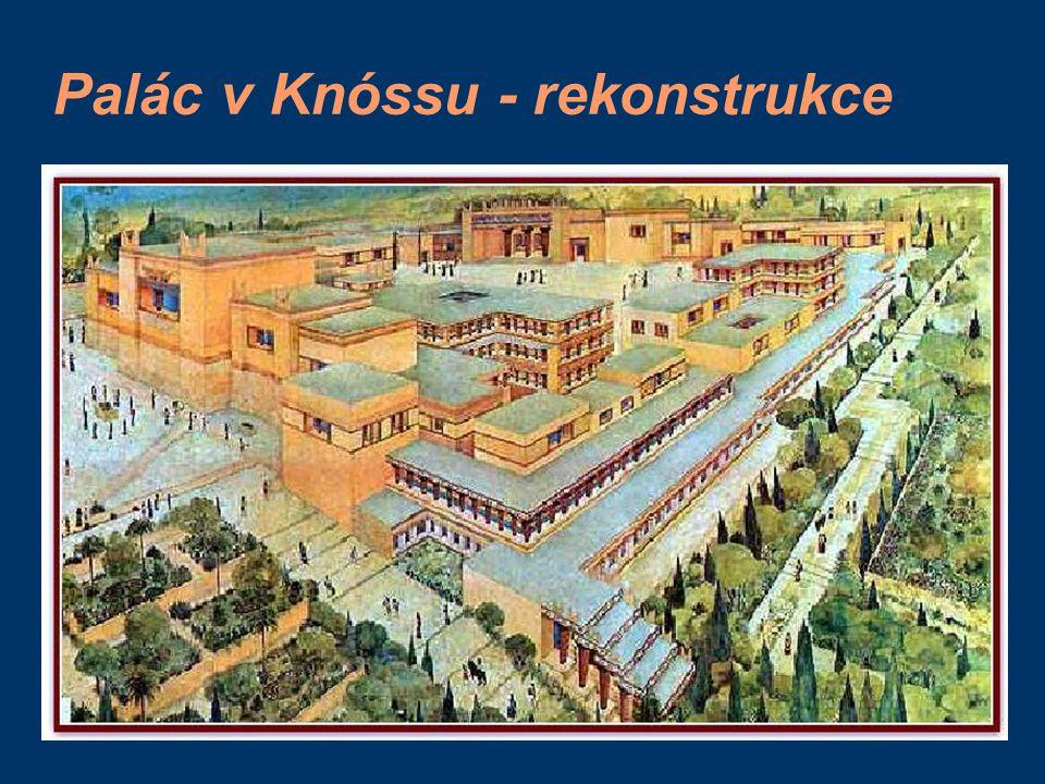 Megaron typ obydlí obdélníková místnost uprostřed s krbem před kratší stranou je otevřená předsíň se dvěma sloupy mezi výběžky bočních stěn z megara se odvozuje půdorys řeckého chrámu