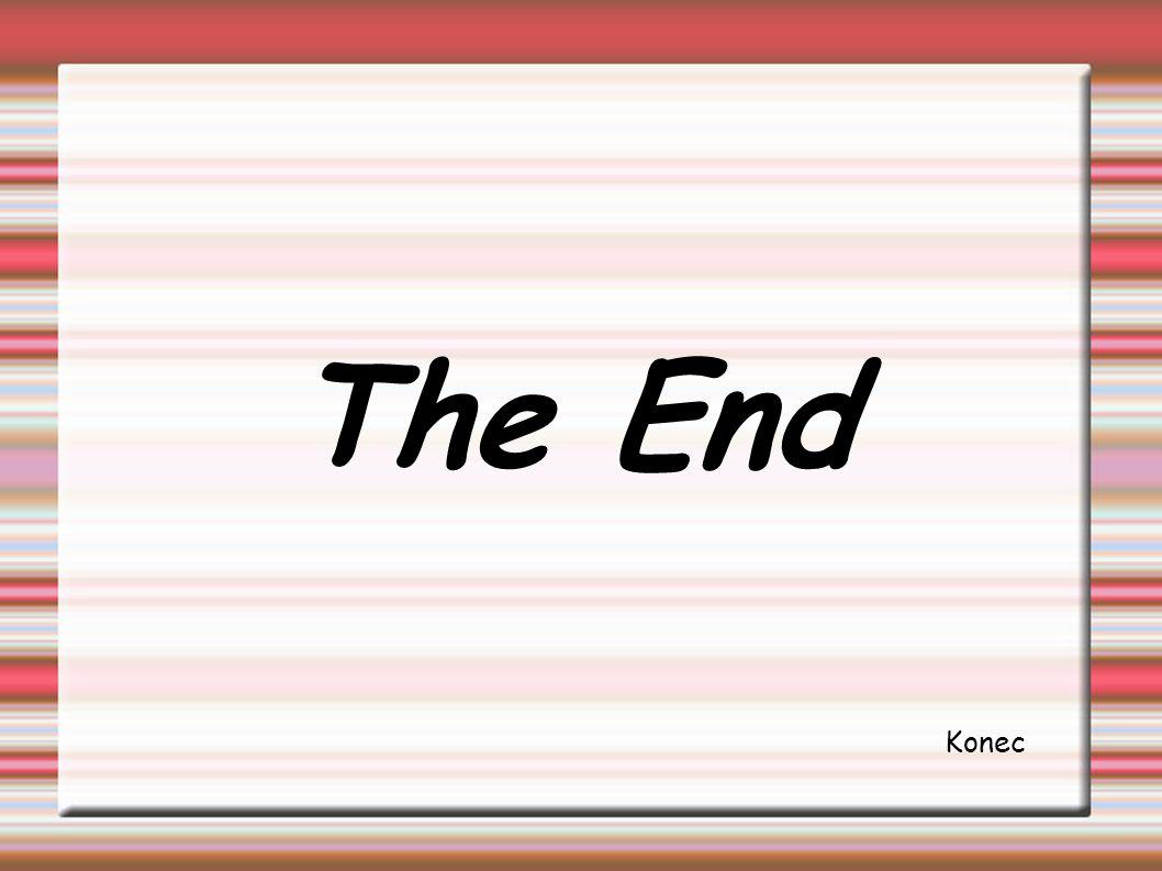 Konec The End