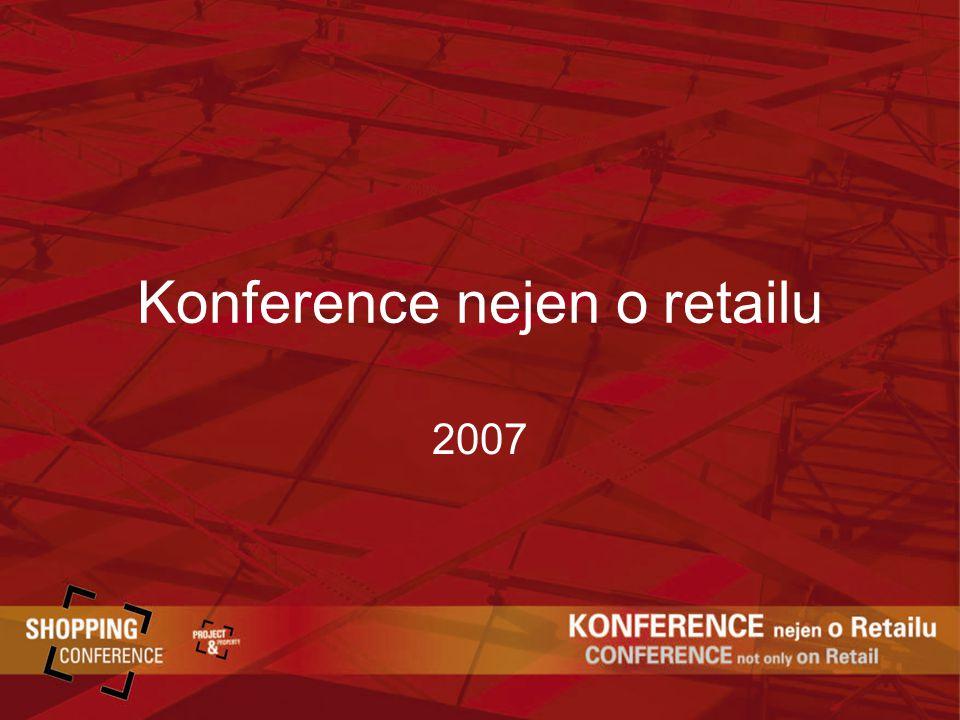 Konference nejen o retailu 2007