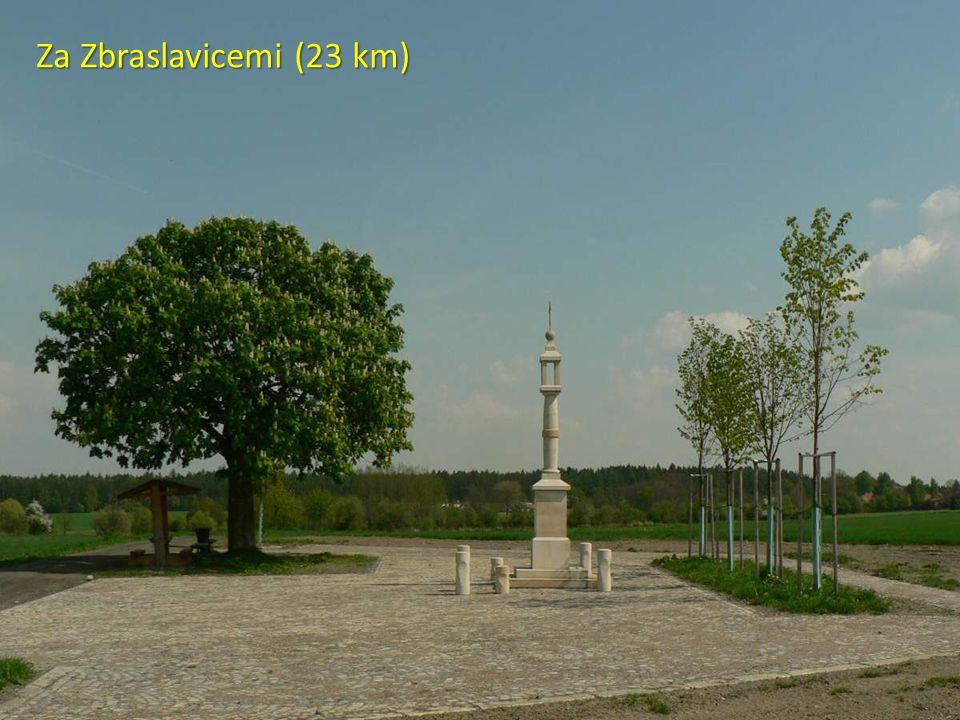 Za Zbraslavicemi (23 km)