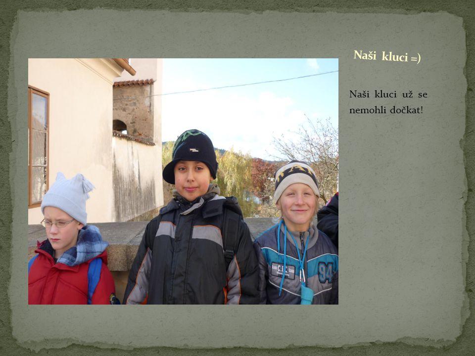 Anna Schmidová Angelika Neidlová Michaela Bublíková Daniel Novák Tomáš Makovec Matěj Hokr Daniel Sokol