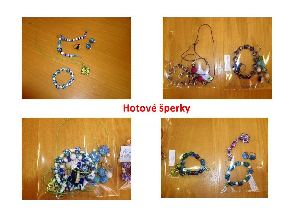 Hotové šperky