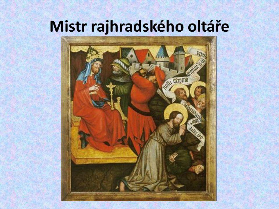 Mistr rajhradského oltáře