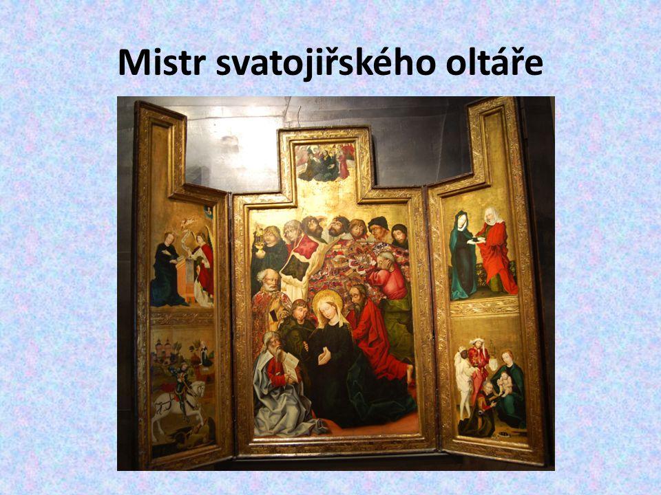 Mistr svatojiřského oltáře