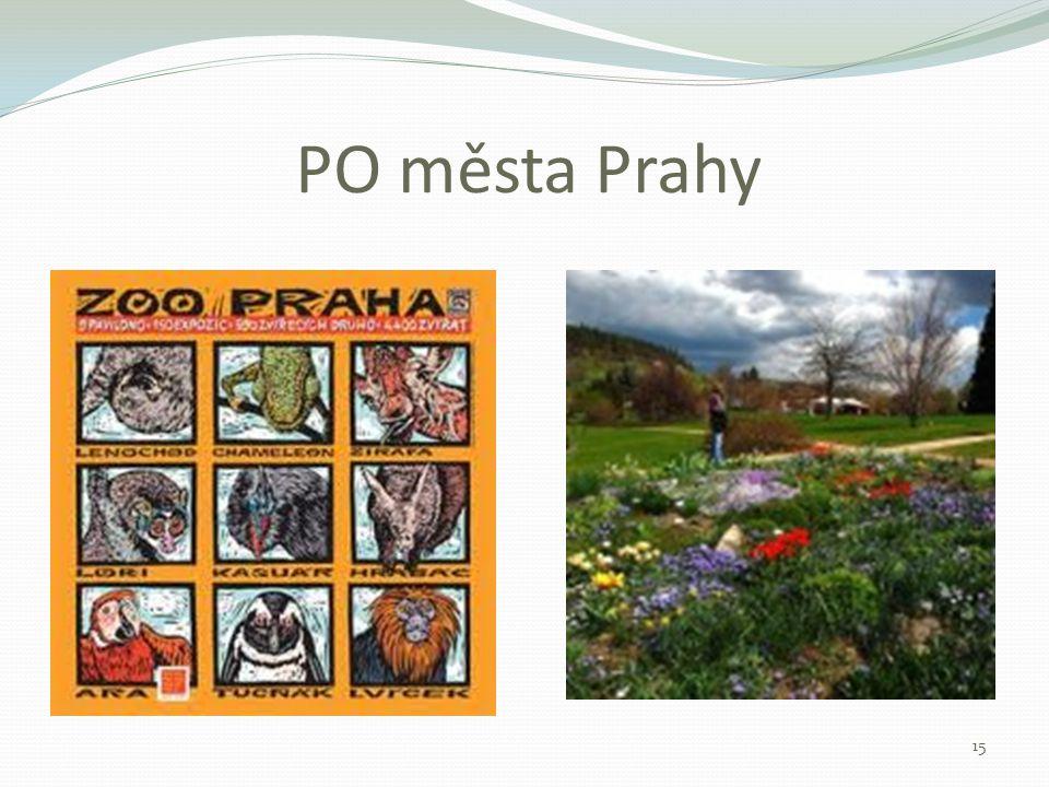 PO města Prahy 15