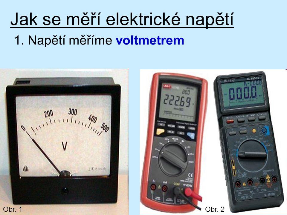 Něco navíc Elektrický úhoř napětí 500 V Obr. 12
