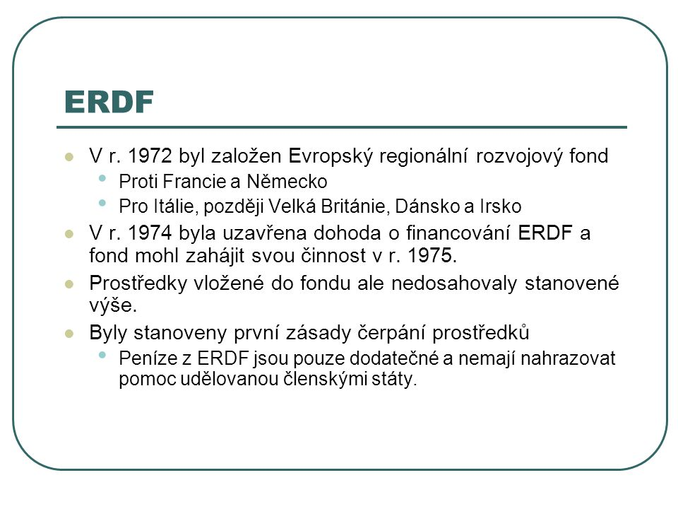 ERDF V r.