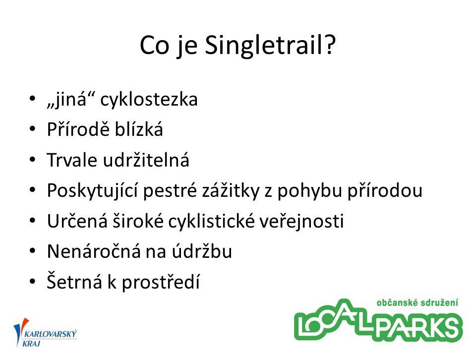 Co je Singletrail.