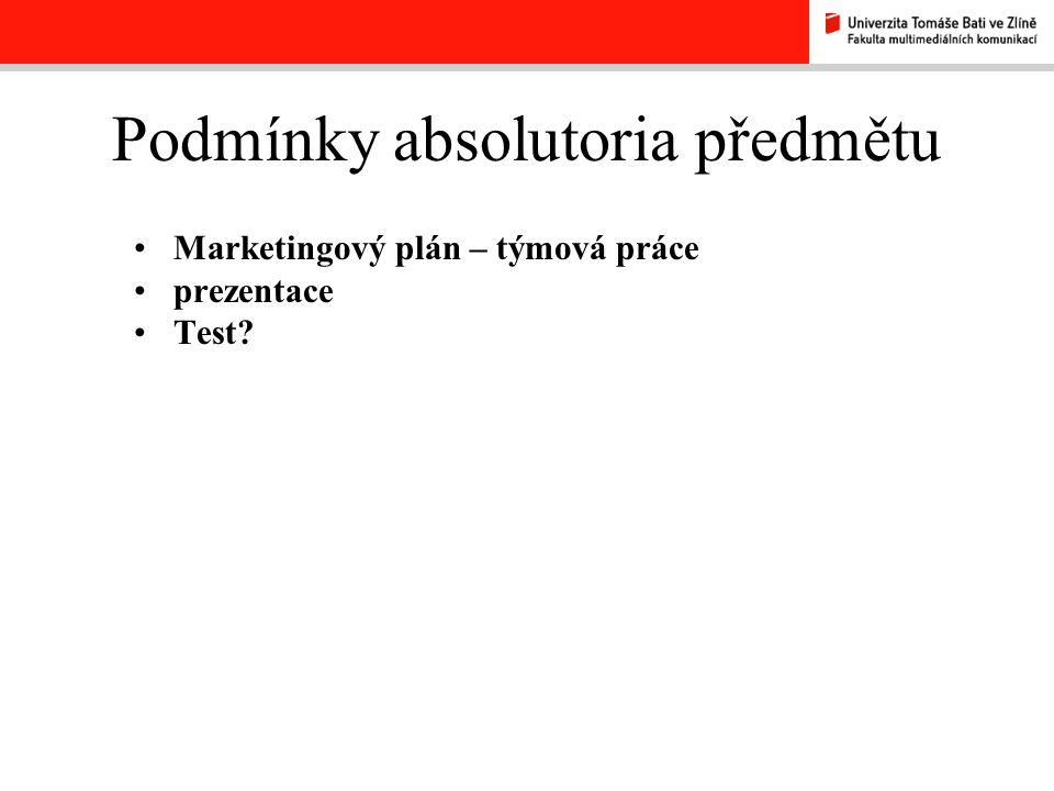Odborná literatura k marketingu (nejen služeb) Poznatky z konzultací JUŘÍKOVÁ M. Studijní opory - Marketing služeb, FMK UTB Zlín, 2010. VAŠTÍKOVÁ M. M