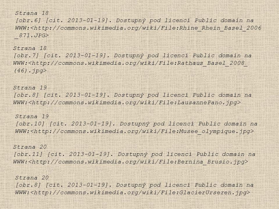 Strana 18 [obr.6] [cit. 2013-01-19]. Dostupný pod licencí Public domain na WWW: Strana 18 [obr.7] [cit. 2013-01-19]. Dostupný pod licencí Public domai