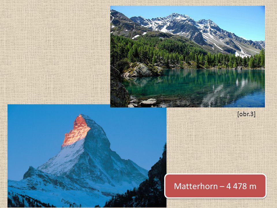 Matterhorn – 4 478 m [obr.3]