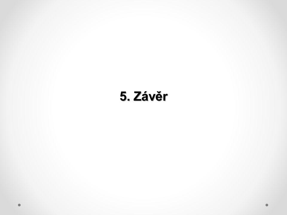 5. Závěr