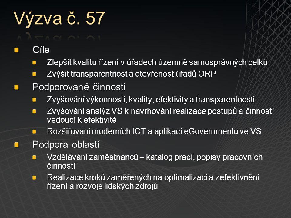 Servery pro virtualizaci Fyzická infrastruktura Virtual Machine Manager agent se nainstaluje na fyzické servery Výkonostní data se sbírají pro určení kandidátů pro virtualizaci Fyzické servery se konvertují na virtuální stroje Výkonostní data se sbírají na fyzických serverech Inteligentní umístění virtuálních strojů na optimální fyzický stroj Fyzické stroje odcházejí do důchodu :-) Reporty kandidátů na konsolidaci