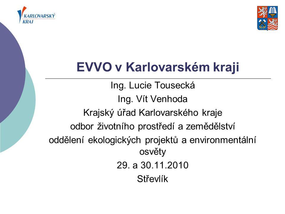 Aktuální situace EVVO v KK 1.
