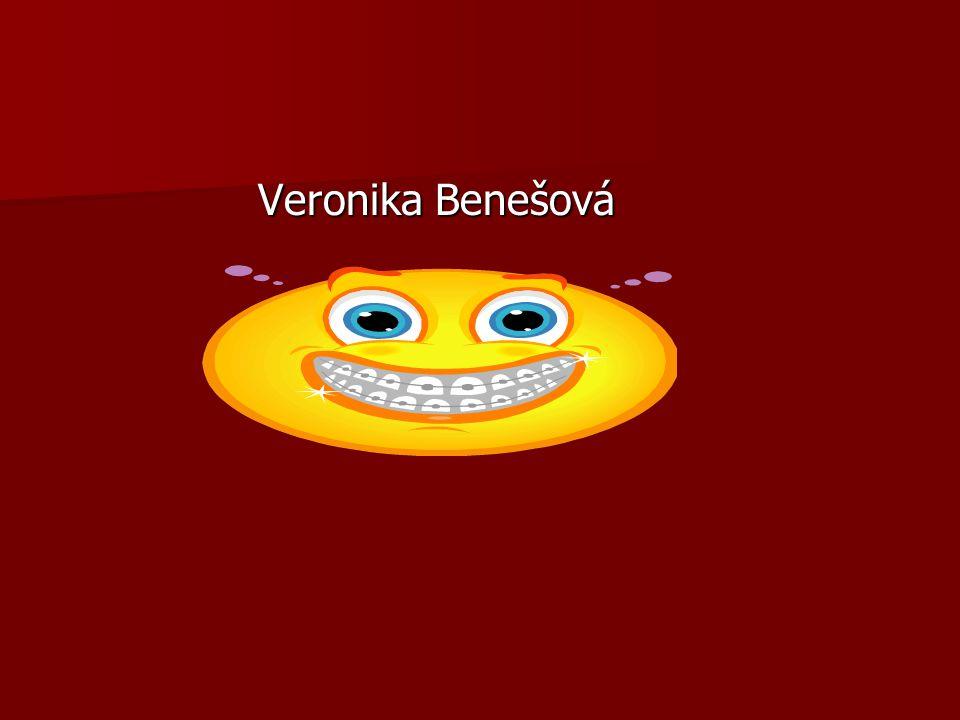 Veronika Benešová Veronika Benešová