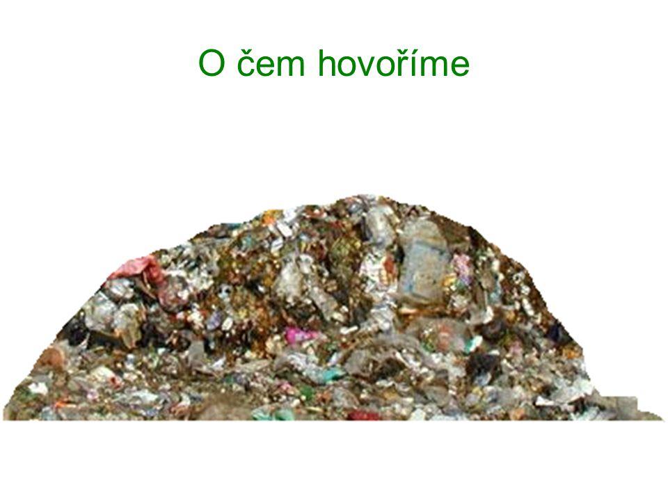 Recyklovatelný odpad PlPapGl cGl wMeNk BioodpadZbytkový odpad Nebezpečný odpad Objemný odpad el.