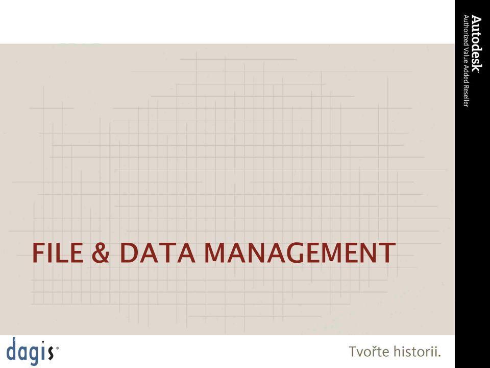 Snadné vyhledání dat –Možnost vyhledat, kde všude je díl použit –Možnost vyhledat, co za díly sestava používá Autodesk Vault