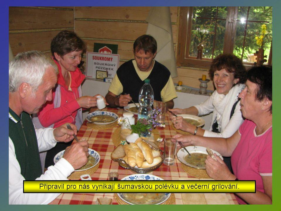 Cahalupa Vaška Zahradníka na Kochánově.