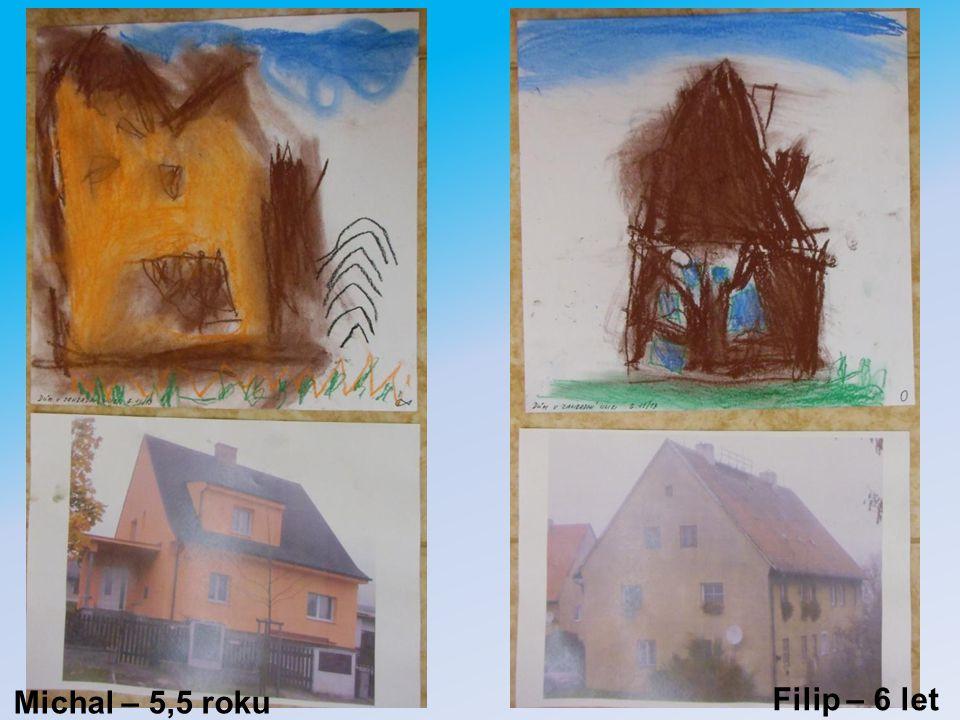 Filip – 6 let Michal – 5,5 roku