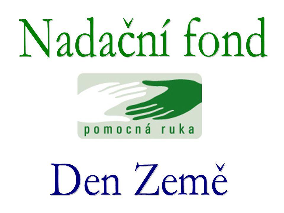 Nadační fond Pomocná ruka ve spolupráci ve spolupráci se školou Chotouňská připravily akci DEN ZEMĚ