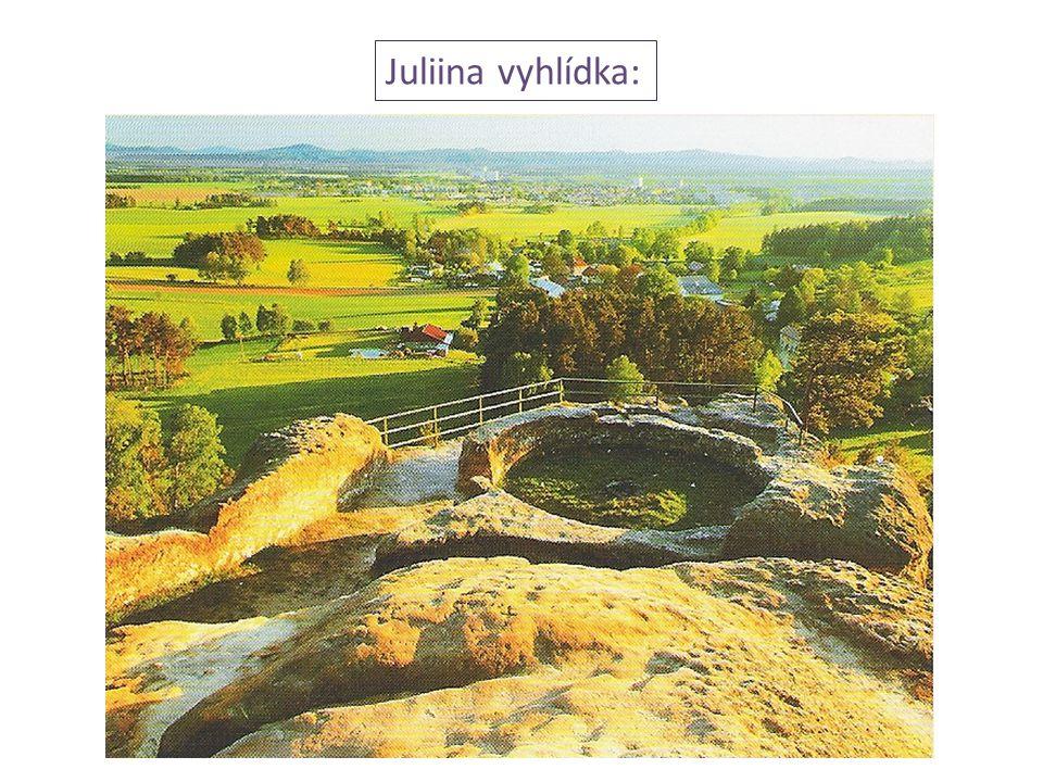 Juliina vyhlídka: