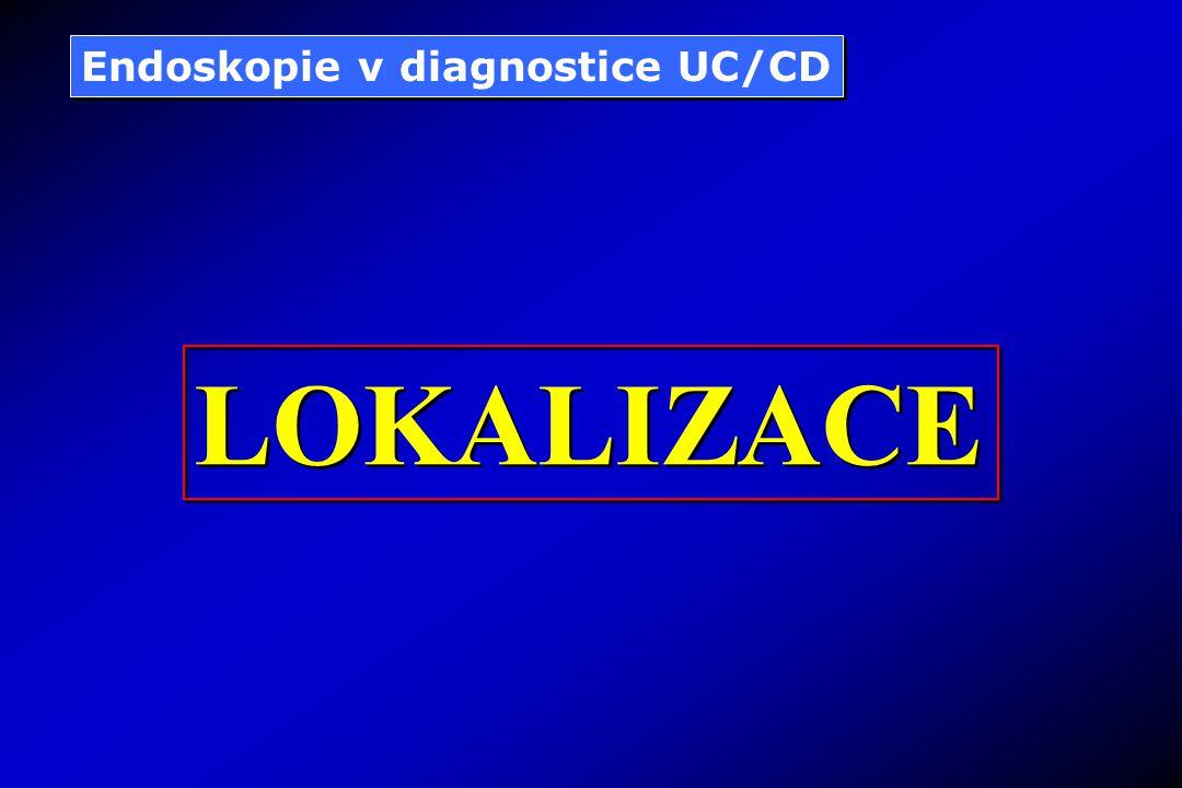 Chronicky aktivní UC se zámětlivou polypózou ( ASA + GCS + AZA ) Chronicky aktivní UC se zámětlivou polypózou ( ASA + GCS + AZA ) II.