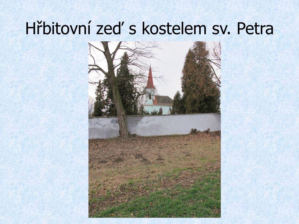 Kostelík svatého Petra
