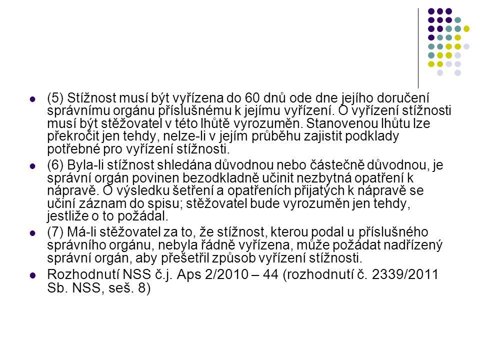 Literatura Základní literatura: Sládeček, V.Obecné správní právo.