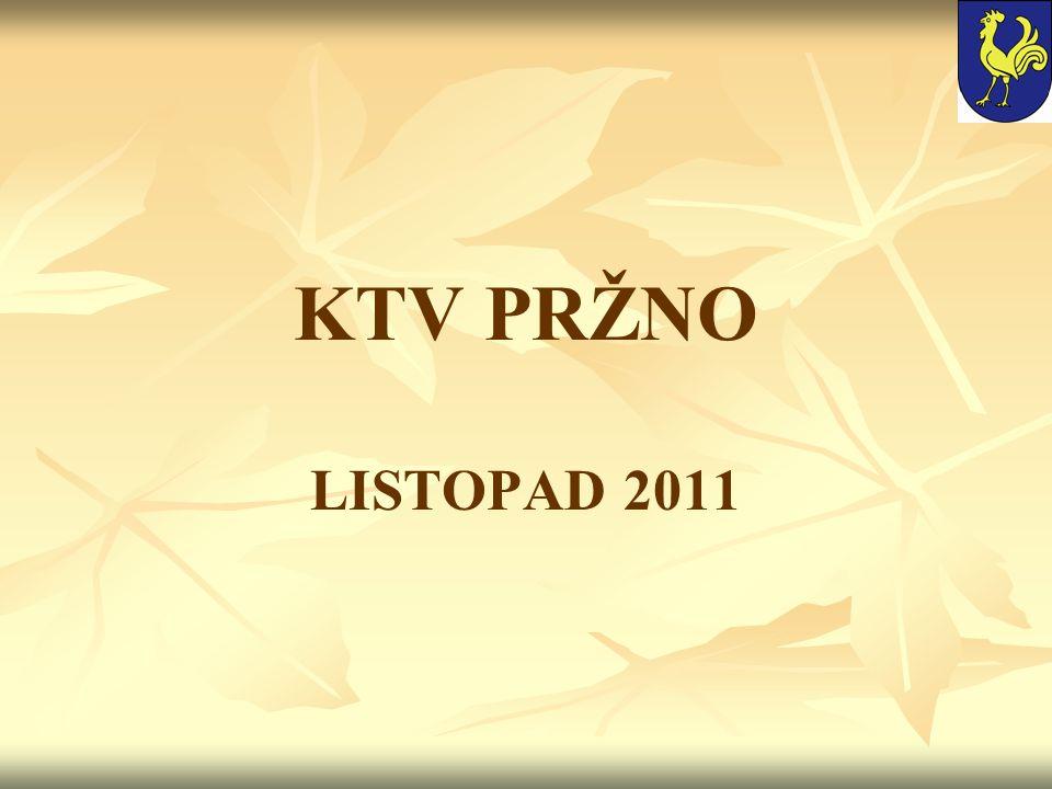 KTV PRŽNO LISTOPAD 2011