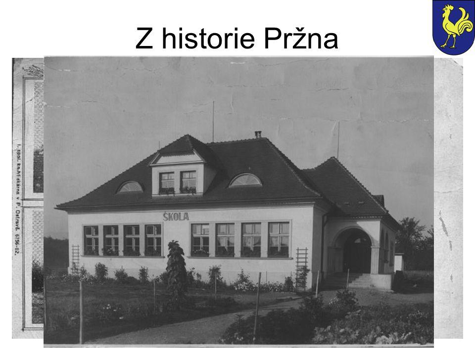 Z historie Pržna