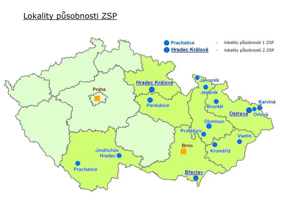 Současná situace  září 2007 – prosinec 2007: projekt Zdravotně sociální pomocníci v sociálně vyloučených lokalitách  financování: ze zdrojů Programu předcházení sociálního vyloučení v romských komunitách a odstraňování jeho důsledků 2007 RVZRK a MPSV  12 ZSP