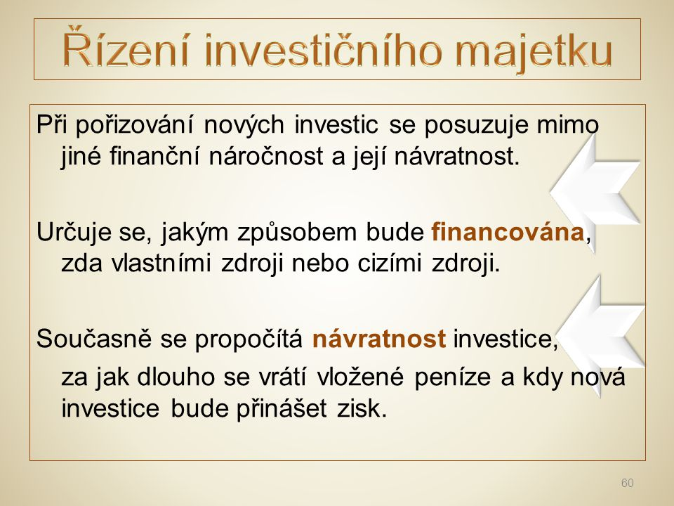Tato forma financování má své výhody i nevýhody.