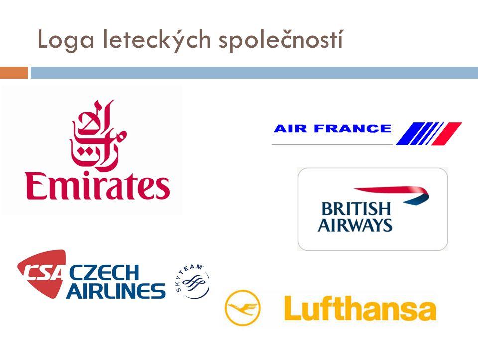 Loga leteckých společností