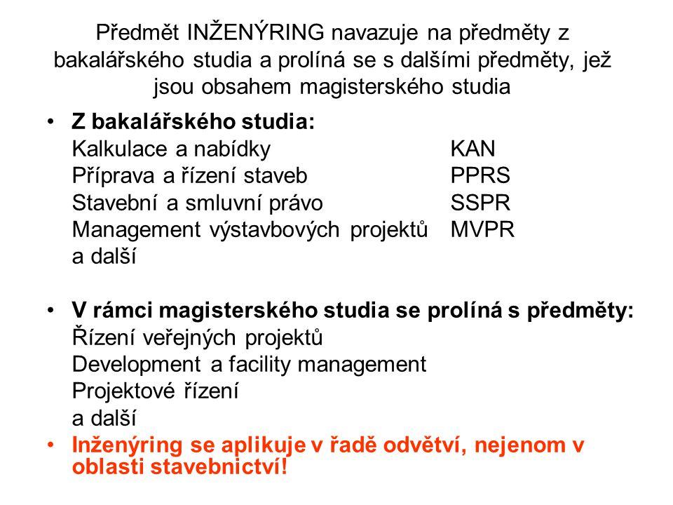 Všeobecné obchodní podmínky pro zhotovení stavby podle § 273 Obchodního zákoníku – pokračování podklady ke studiu Brožura je zpracována pod záštitou Ministerstva průmyslu a obchodu ČR a Ministerstva pro místní rozvoj ČR.
