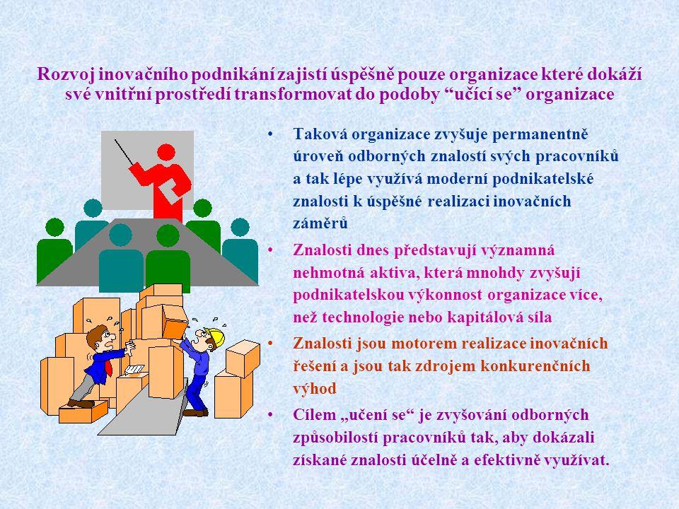 Účinnost systému řízení kvality se odráží ve spokojenosti zákazníka s produktem/službou  Jejich kvalita je zvyšována postupným vylepšováním vlastnost