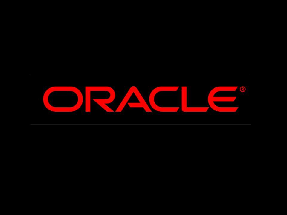Čistá třívrstvá architektura Zde běží vaše aplikace Zde žijí vaše data Browser na libovolném klientském zařízení Oracle9 i Aplikační server Oracle9 i Databáze Uživatelé