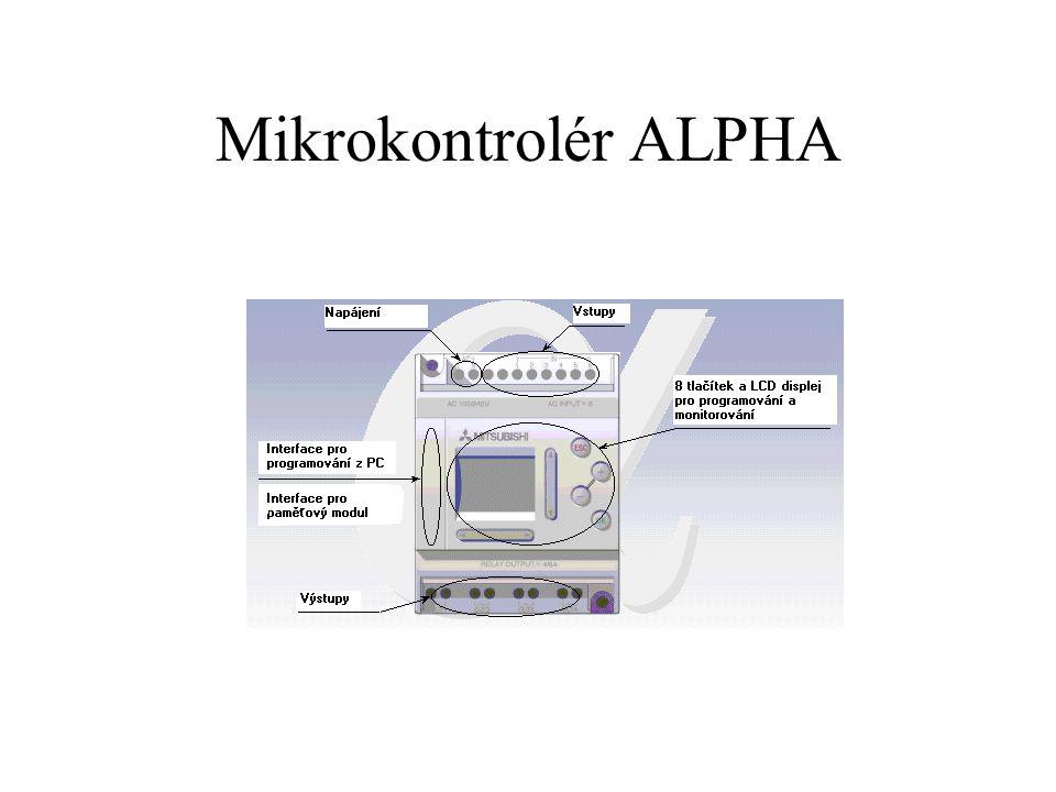 Mikrokontrolér ALPHA