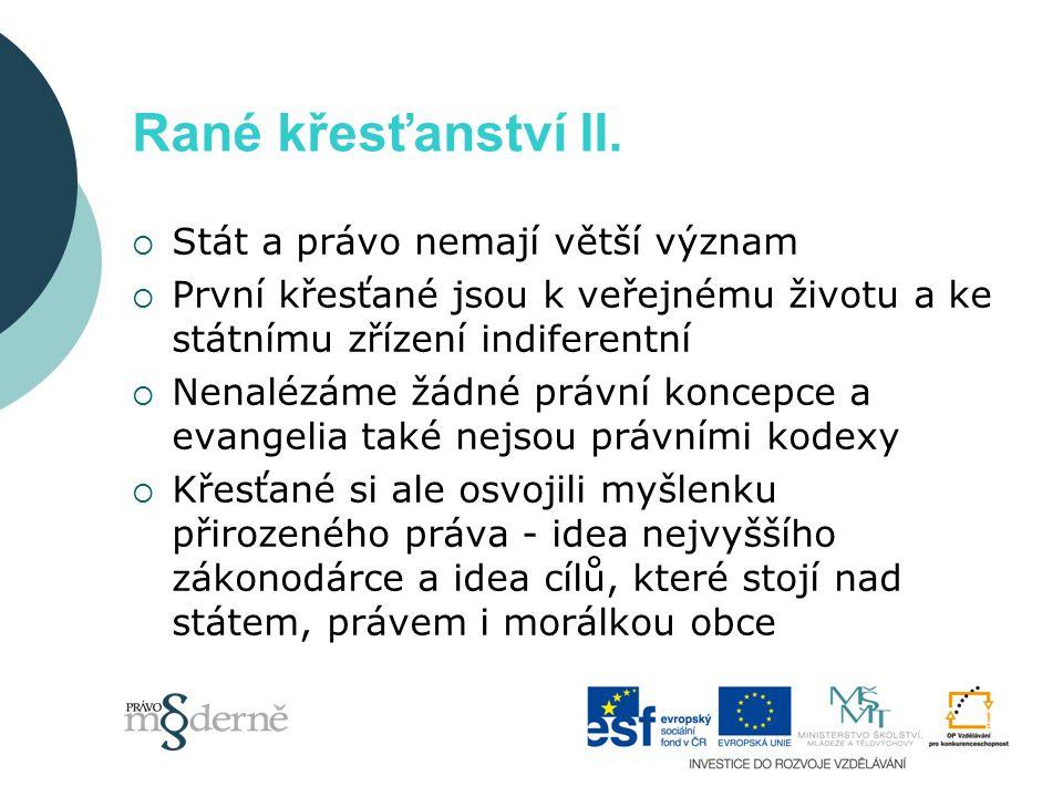 T.Akvinský – víra a rozum II.