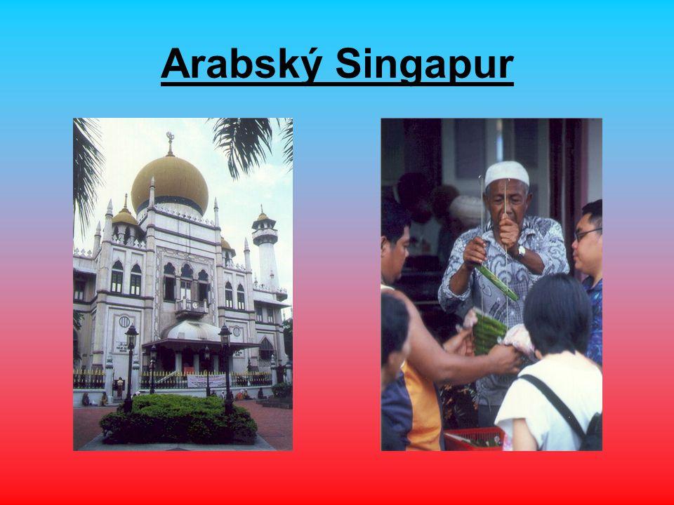Arabský Singapur