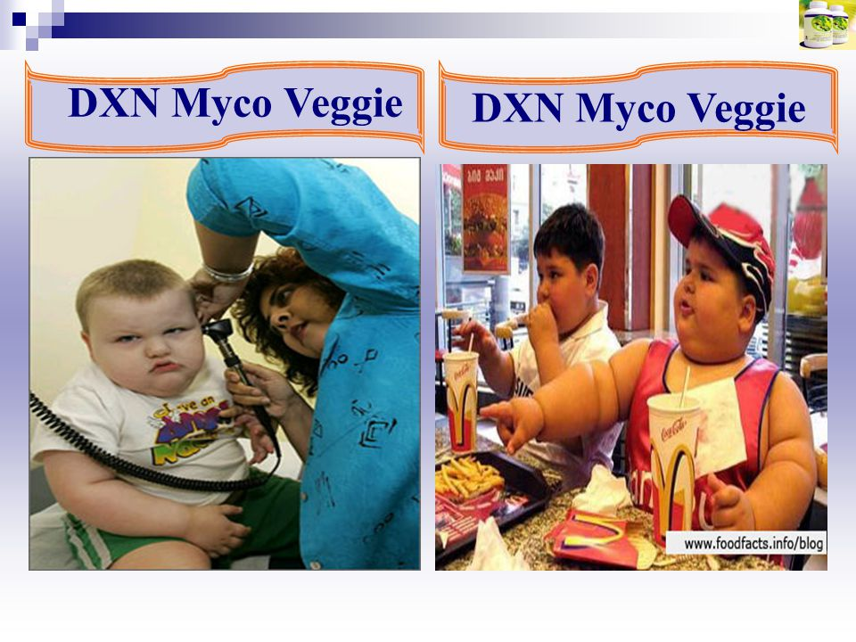 DXN Myco Veggie Pokyny pro stravu: Guidelines for Diet: Snack (maximum 100kcal) - Up to twice a day.