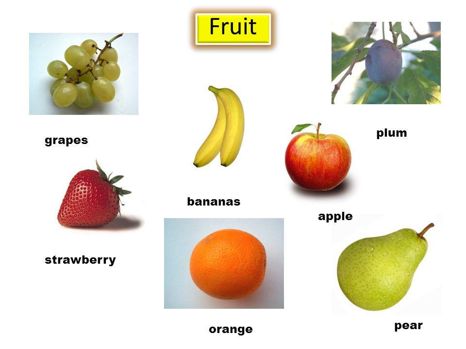 What is it and what colour is it .Bananas are yellow.